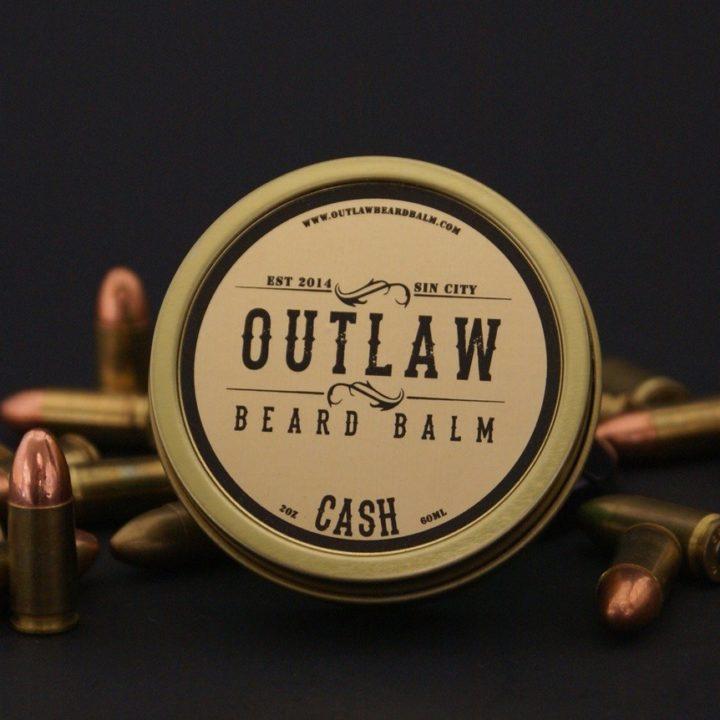 Outlaw Beard Balm Cash Balm