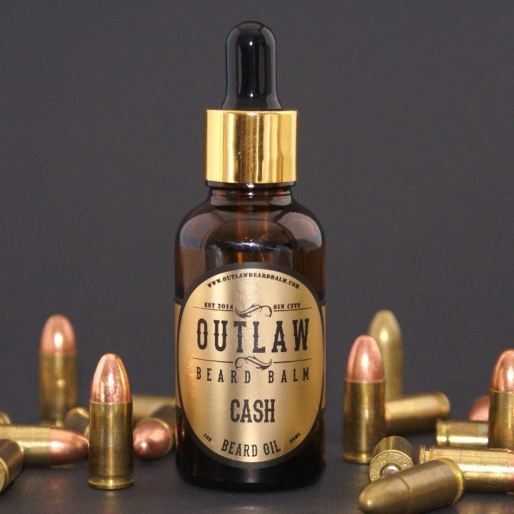 Outlaw Beard Balm Cash Oil