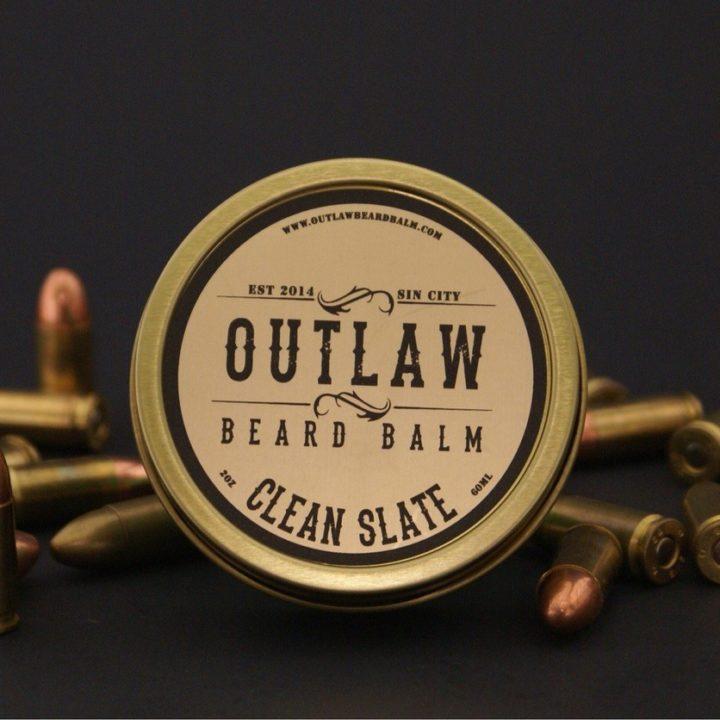 Outlaw Beard Balm Clean Slate Balm